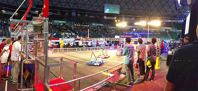 First Robotics Competition Robotic Programs